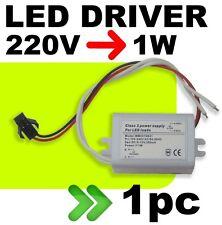 625/1# Driver LED 220v -----> 1w -- 1pc