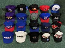 Vintage Snapback Bundle Lot 20 Vintage Sports Snapback Osfa, Sports Specialties.