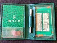 GENUINE ROLEX VINTAGE SEA DWELLER 16600 TOOL KIT Ref.100.25.34 LIMITED Rare item