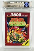IKARI WARRIORS Atari 2600 Brand New Factory Sealed WATA 9.6 A++ Seal