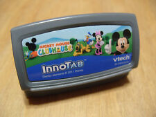 Vtech Disney Mickey Mouse Clubhouse 1 2 3 Innotab Inno Tab Game 5-7 yrs Unboxed