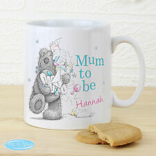 Mum To Be Personalised Me to You Mug, Expecting, New Baby, Parent, Baby Shower