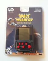 New Space Invaders Mini Handheld Console Game Keyring Keychain Retro Video Game