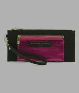 Adrienne Vittadini Studio Womens Wallet With Removable Card Holder (H304-H)