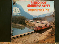 BRIAN MAXINE  Ribbon Of Stainless Steel  LP   Sandy Denny  RARE!