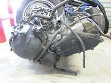 Kawasaki Ninja 600 ZX600 2000 complete engine motor running well