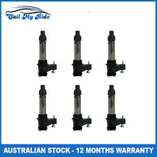 6x Ignition Coil for Holden Commodore VE VF Caprice Statesman WM WN Captiva Maxx