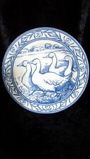 """Williams-Sonoma, Brittany Geese Plate 7 3/4"""""""