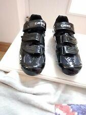 Giro Savix Ladies Road Biking Cycling Shoes Black /  UK 7
