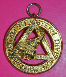 South Wales Eastern Division Past Provincial Grand Steward Chapter masonic jewel