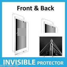 Apple Ipad Mini 4 Invisible Protector de pantalla Escudo Completo Skin Delantera Y Trasera