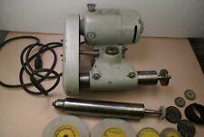 Dumore 57 031 34 Hp Tool Post Grinder 8526 210 5x 250 Amp 5n 200 Spindles
