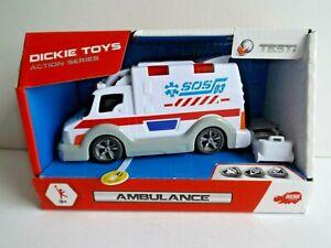 """Dickie Toys - Krankenwagen mit Licht und Sound """"Ambulance"""""""