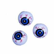 Party Halloween Loot Bag Bags 10 Plastic Eyeball Eye Ball Ping Pong Balls 394115