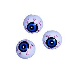 Party Halloween Loot Bag Bags 10 Plastic Eyeball Eye Ball Ping Pong Balls 394115