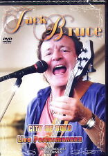 JACK BRUCE - CITY OF GOLD DVD (NEU & OVP)
