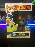 Funko Pop Alien Remix Alien As Kevin 2020 SDCC SHARED Exclusive In Hand