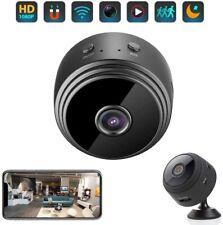 Mini Hidden Camera Spy Cam WiFi Small Wireless Full HD 1080P Video Camera with N