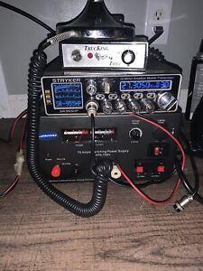STRYKER SR-955HP AM/FM/SSB 10 Meter Radio HIGH WATT PRO TUNED AND ALIGNED LOUD!