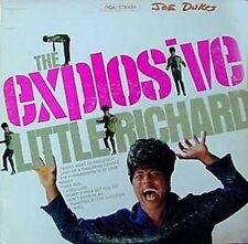 LITTLE RICHARD - THE EXPLOSIVE - OKEH LBL - STEREO LP