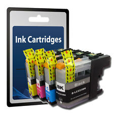 4 Ink Cartridge for Brother LC223 DCP-J4120DW MFC-J4420DW MFC-J4620DW C