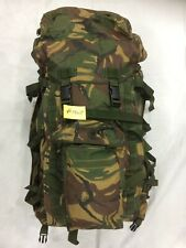 Rucksack/Bergen And Frame, (INF) Long Convoluted Back DPM, IRR  G1 #1507