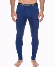 2xist thermal long mens underwear size small 1 per box color midnight blue