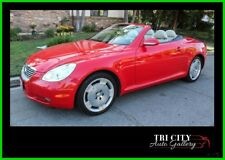 2002 Lexus SC Base Convertible 2-Door