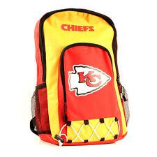 Kansas City Chiefs NFL National Football League Backpack - Echo Bungi Style