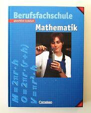Mathematik für Berufsfachschulen - Gewerblich-Technisch / Neubearbeitung von Ber