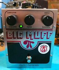 Modify your Electro-Harmonix Big Muff Fuzz Effects Pedal. Alchemy Audio mods.