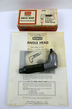Vintage Sears Craftsman 9 1850 90 Angle Head For Amp Drills Tool Attachment