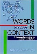 Words in Context  A Japanese Perspective on Language
