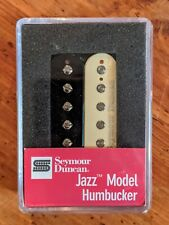 Seymour Duncan SH-2N Jazz Model Humbucker - Cream and Black