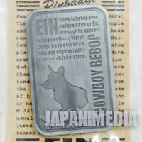 RARE! Cowboy Bebop EIN Dog Pins JAPAN ANIME