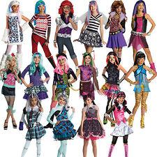 Rubie's Halloween Complete Outfit Girls' Fancy Dress