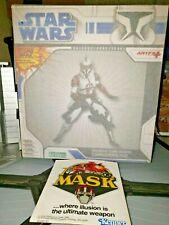 Star Wars Target Exclusive Statue Clone Wars ARTFX Kotobukiya Commander Fox MISB