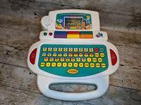 My Little Starters Computer IQ Builders Vtech Vintage Retro Working Rare