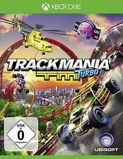 TrackMania Turbo (Microsoft Xbox One, 2016) NEUWARE