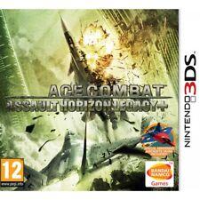 Ace Combat Assault Horizon Legacy Plus 3 ds juego