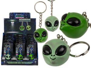 Alien Porte-Clé Jouet / Cadeau 4cm Porte-Clé