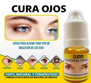 Cura Ojos Para aliviar todo tipo de malestar a los ojos