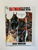 Batman The Return Of Bruce Wayne Graphic Novel DC Grant Morrison DC Softcover