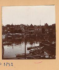 DORDRECHT c. 1900 - Le Port Pays Bas - FD Hol 59