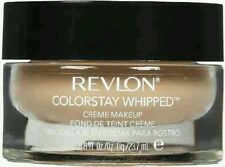 3NEW Revlon ColorStay Whipped Creme Foundation 24hrs. #370-Natural Tan*Sealed*