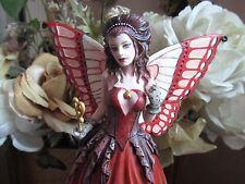 "SELINA FENECH ""MAB"" FAIRY FIGURINE by MUNRO makers of FAERIE GLEN fairies BNIB"