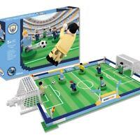 MANCHESTER CITY FC Football Soccer Game Toy Construction Building Bricks Set