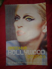 MADONNA - HOLLYWOOD  PROMO POSTER