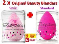 2 x The Original BeautyBlender Makeup Applicator Beauty Blender sponge *2020*.