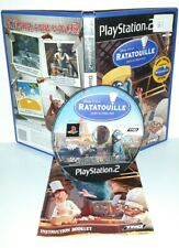 RATATOUILLE TOPO CINEMA CARTONE TV - Ps2 Playstation Play Station 2 Gioco Game